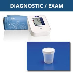 Diagnostic / Exam