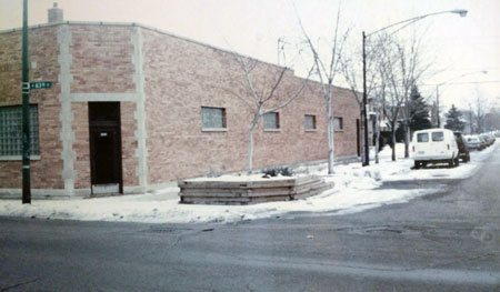 Warehouse at 4625 N 63rd Street Chicago from 1950-1971