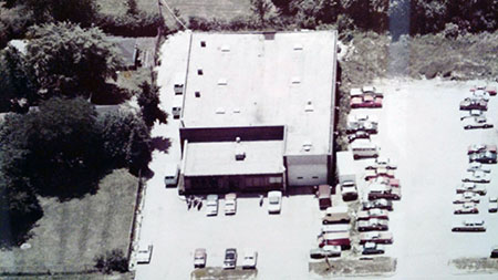 Warehouse at 6500 Joliet Road Countryside, Illinois from 1971-1979